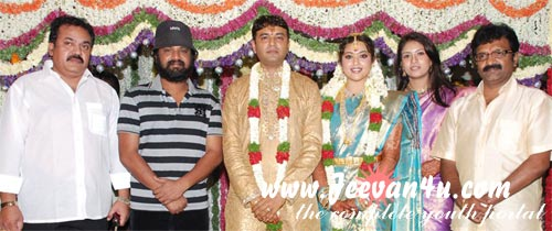 Labels Actress Meena Marriage Wedding Photos